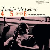 Album artwork for 4 5 AND 6(LP) / Jackie McLean