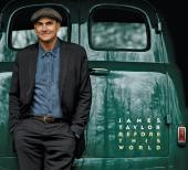 Album artwork for JAMES TAYLOR - BEFORE THIS WORLD