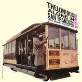Album artwork for Thelonious Alone In San Francisco