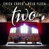 Album artwork for Chick Corea / Bela Fleck - Two