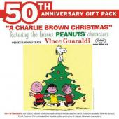 Album artwork for Charlie Brown Christmas 50th Anniversary Gift Pack