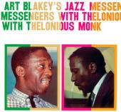 Album artwork for Jazz Messengers with Monk