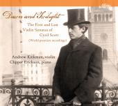 Album artwork for Dawn & Twilight: The First & Last Violin Sonatas o