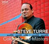 Album artwork for Steve Turre - Colors of the Masters