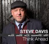 Album artwork for Steve Davis - Think Ahead