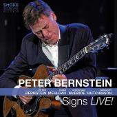 Album artwork for Peter Bernstein - Signs Alive !