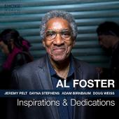 Album artwork for Inspirations & dedications / Al Foster