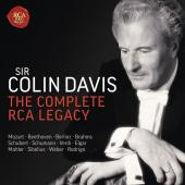 Album artwork for Sir Colin Davis - The RCA Legacy
