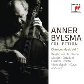 Album artwork for ANNER BYLSMA PLAYS CHAMBER MUSIC VOL. 1