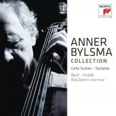 Album artwork for Anner Bylsma Collection - Cello Suites & Sonatas