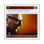 Album artwork for Kurt Eichhorn conducts Carl Orff