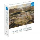 Album artwork for French Baroque Music Edition / 10 CD set