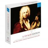 Album artwork for Vivaldi Edition / 10 CD set