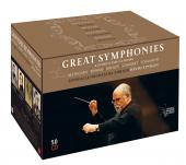 Album artwork for Great Symphonies. The Zurich Years 1995 -2014