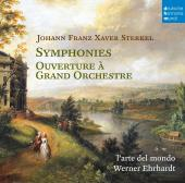 Album artwork for STERKEL: SYMPHONIES NOS. 1 & 2 / OUVERTURE À GRAN