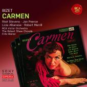 Album artwork for Bizet: Carmen / Stevens, Peerce