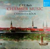 Album artwork for C.P.E. Bach: Chamber Music / Camerata Koln