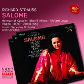 Album artwork for R. Strauss: Salome / Caballe, Milnes, Lewis