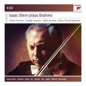 Album artwork for Isaac Stern Plays Brahms