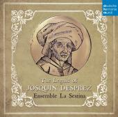 Album artwork for The Legend of Josquin Desprez / Ensemble La Sestin