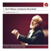 Album artwork for Bruckner: Symphonies Nos. 1-9 / Masur