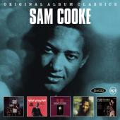 Album artwork for Sam Cooke - Original Album Classics