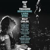 Album artwork for Map to the Treasure: Reimagining Laura Nyro