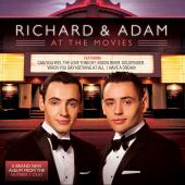 Album artwork for Richard & Adam - At the Movies