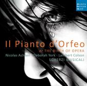 Album artwork for Il Pianto d'Orfeo / The Birth of Opera