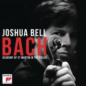 Album artwork for Bach / Joshua Bell, Academy St. Martin in the Fiel