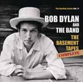 Album artwork for BOB DYLAN AND THE BAND - BASEMENT TAPES COMPLETE