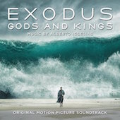 Album artwork for Exodus: Gods and Kings OST