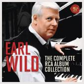 Album artwork for Earl Wild - The Complete RCA Album Collection (5 C