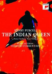 Album artwork for Purcell: The Indian Queen / Sellars, Currentzis