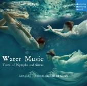 Album artwork for Water Music - Tales of Nymphs and Sirens