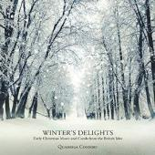 Album artwork for Winter's Delights / Quadriga Consort