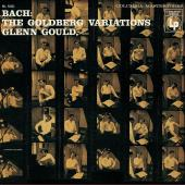 Album artwork for BACH: GOLDBERG VARIATIONS (1955 LP) / Gould
