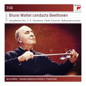 Album artwork for BEETHOVEN: SYMPHONIES (WALTER)