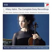 Album artwork for HILARY HAHN - THE COMPLETE SONY RECORDINGS