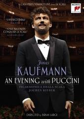 Album artwork for Jonas Kaufmann - An Evening with Puccini