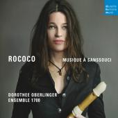 Album artwork for Rococo - Musique a Sanssouci