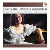 Album artwork for KATHRYN STOTT - THE COMPLETE SOLO RECORDINGS
