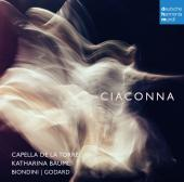Album artwork for Ciaconna / Bauml, Capella de la Torre