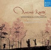 Album artwork for Antonio Rosetti
