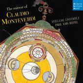 Album artwork for The Mirror of Claudio Monteverdi / Huelgas Ensmble