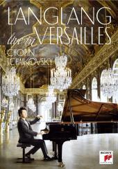 Album artwork for LANG LANG LIVE IN VERSAILLES