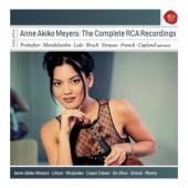 Album artwork for Anne Akiko Meyers - The Complete RCA Recordings