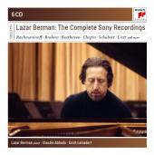 Album artwork for Lazar Berman - The Complete Sony Recordings