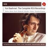 Album artwork for Yuri Bashmet - The Complete RCA Recordings