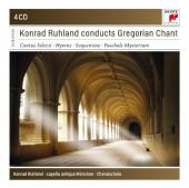 Album artwork for Konrad Ruhland Conducts Gregorian Chant